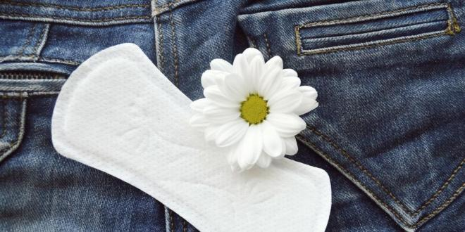 You need to have pantyliners with you at all times...here's why