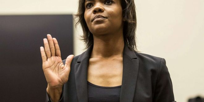 Candace Owens Becomes the Latest Conservative to Reference Nazi's When Talking About How Republicans Are Treated