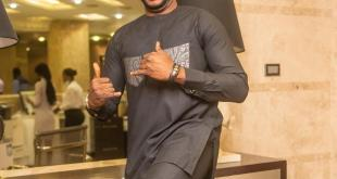 DJ Kaywise, Mr Macaroni step out to show support as Odunlade Adekola renews contract with Goldberg Lager Beer
