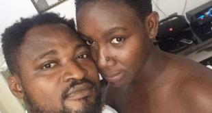 Funny Face shares lovely selfie with baby mama, says 'always fight for what you love' (PHOTO)