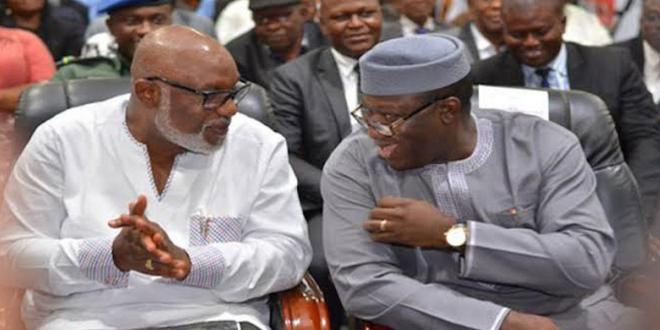 Gov Fayemi congratulates Akeredolu at 65