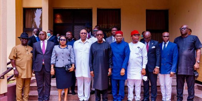 Gov Okowa asks new political appointees to bring a lot to the table