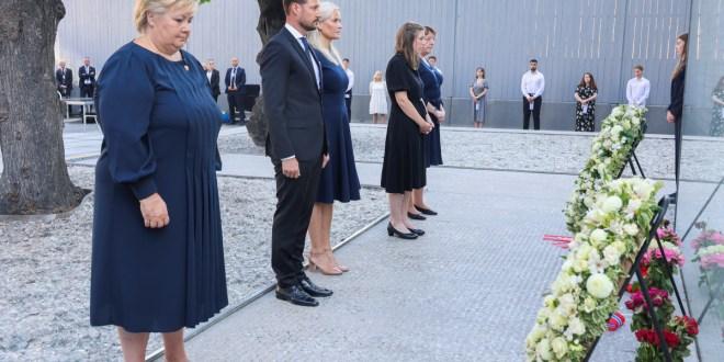 Norway marks decade since Anders Breivik killed 77 people