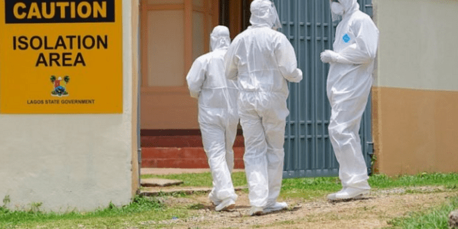 Lagos records 6 COVID-19 related deaths, 519 infections in 2 days