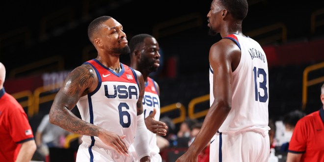 USA Olympic basketball bracket: Americans draw Spain in quarterfinals on path to medal
