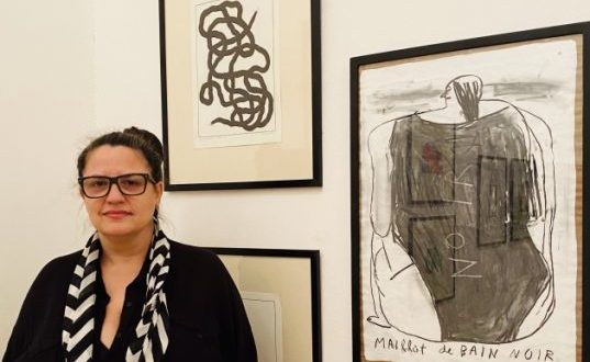 Mexican Illustrators Blur Art Lines in Paris Show