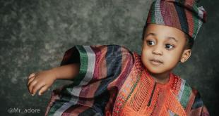Davido and Chioma celebrate son on 2nd birthday
