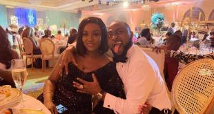 Davido and Chioma spotted together for the first time since rumoured breakup