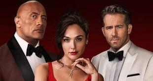 Dwayne Johnson and Ryan Reynolds team up against Gal Gadot in a new action-thriller, 'Red Notice'
