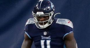 Is A.J. Brown playing on Monday night? Fantasy injury update for Bills-Titans Week 6 Monday Night Football (Updated)