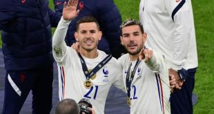 Madrid court orders imprisonment of France footballer Lucas Hernandez