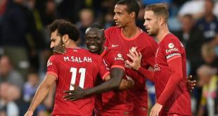More to come from 'incredible' Liverpool: Mane