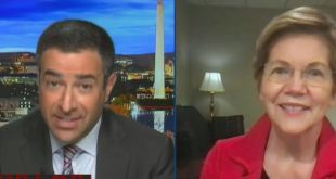 Sen. Elizabeth Warren Calls Out Facebook As A Threat To Democracy