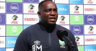 'We had to get a hammering against Sekhukhune United' - AmaZulu coach McCarthy