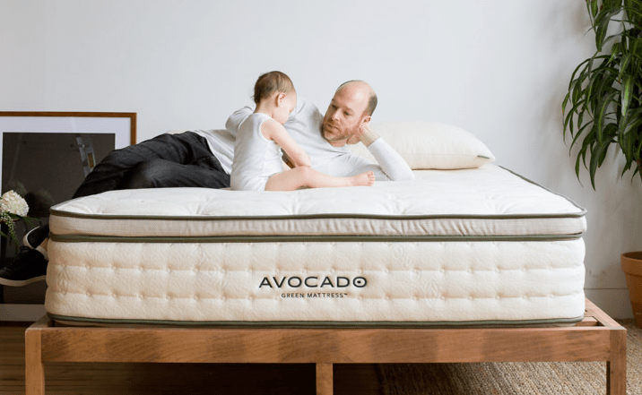 avocado green mattress review top