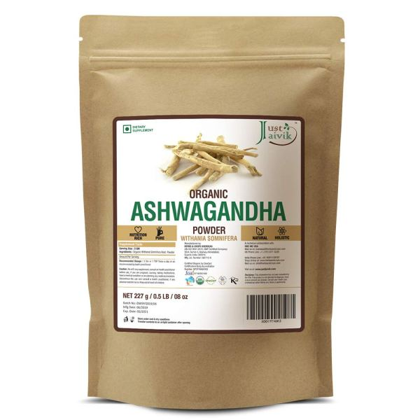 Best Organic Ashwagandha Powder