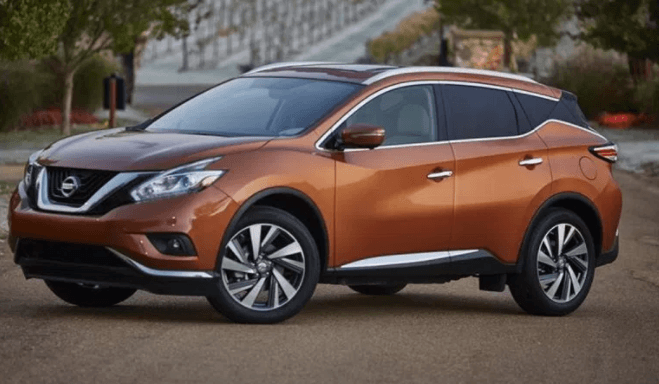 2019 Nissan Murano Concept, Redesign, Release date
