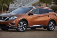 2019 Nissan Murano Concept, Redesign, Release date