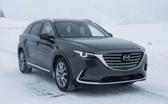 2019 Mazda CX-9 Release date, Redesign and Price