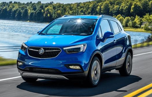 2019 Buick Encore Redesign, Release Date, Powertrain