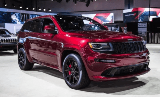 2019 Jeep Grand Cherokee Concept, Redesign, Release Date
