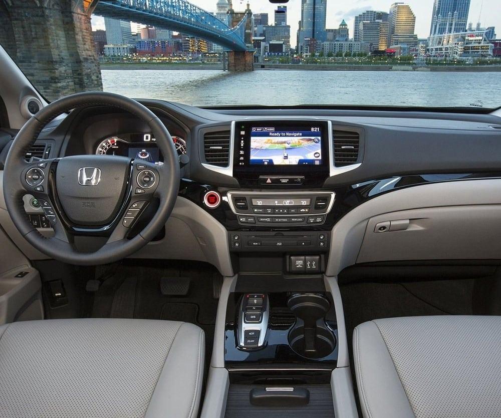 2019 Honda Pilot Drivetrain