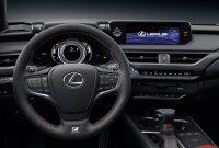 2019 Lexus NX Drivetrain
