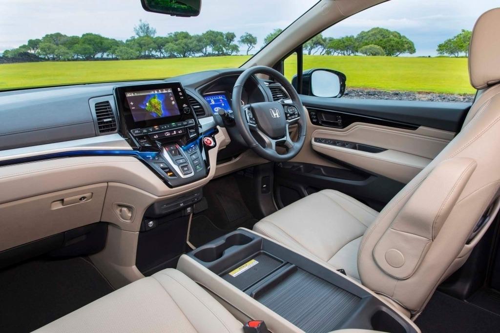 2020 Honda Odyssey Drivetrain