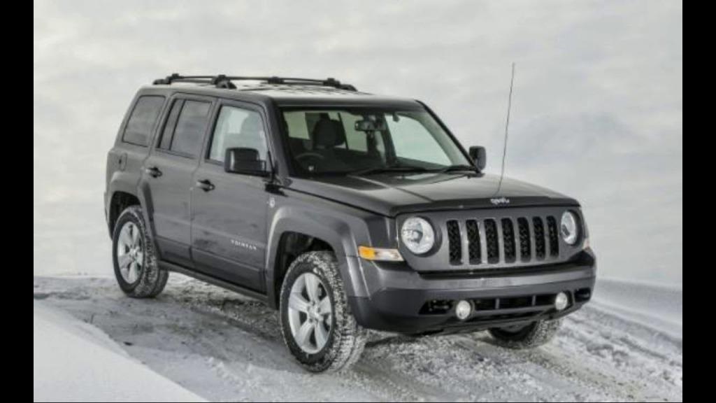 2018 Jeep Patriot Wallpaper