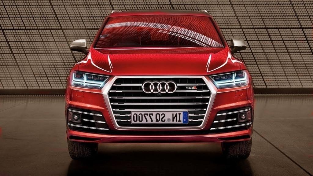 2019 Audi Q7 Powertrain
