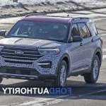2020 Hyundai Santa Fe Spy Photos
