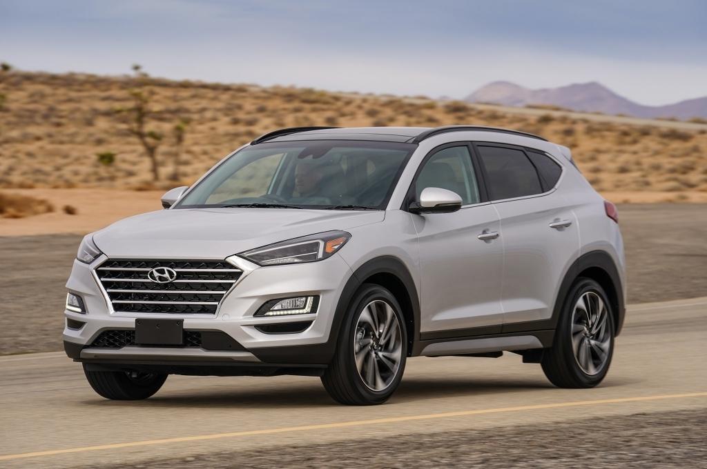2020 Hyundai Tucson N Drivetrain
