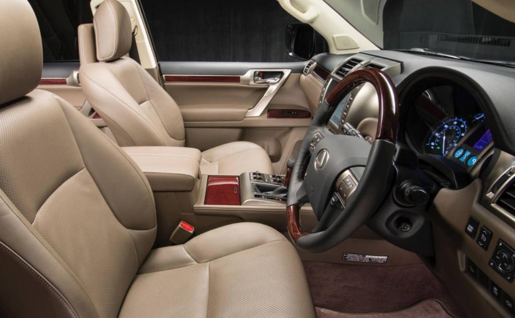 2020 Lexus GX 460 Wallpapers