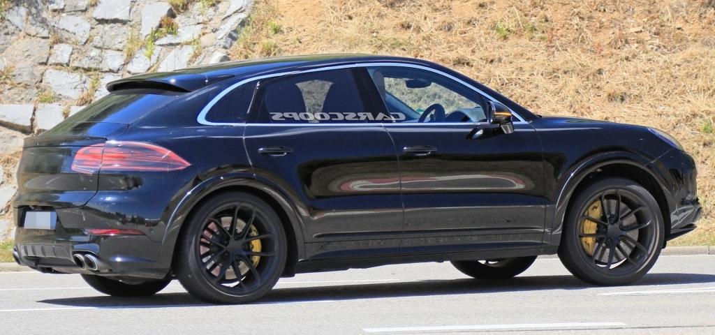 2020 Porsche Cayenne Exterior