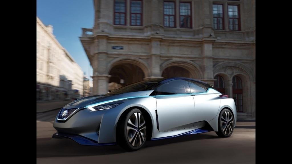 2020 Nissan Leaf Images