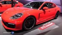 2020 Porsche Panamera Spy Photos