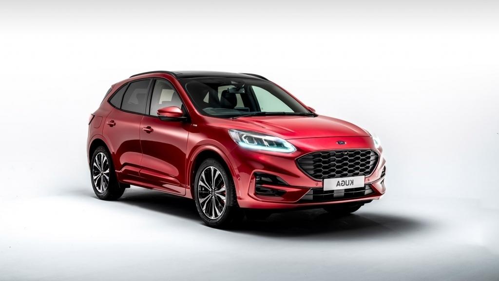 2019 Ford Kuga Redesign