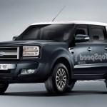 2020 Ford Everest  Images