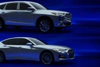 2021 Acura MDX Spy Shots