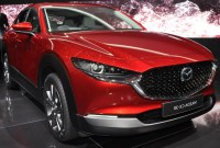 2021 Mazda CX6 Powertrain