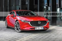 2021 Mazda CX6 Spy Photos