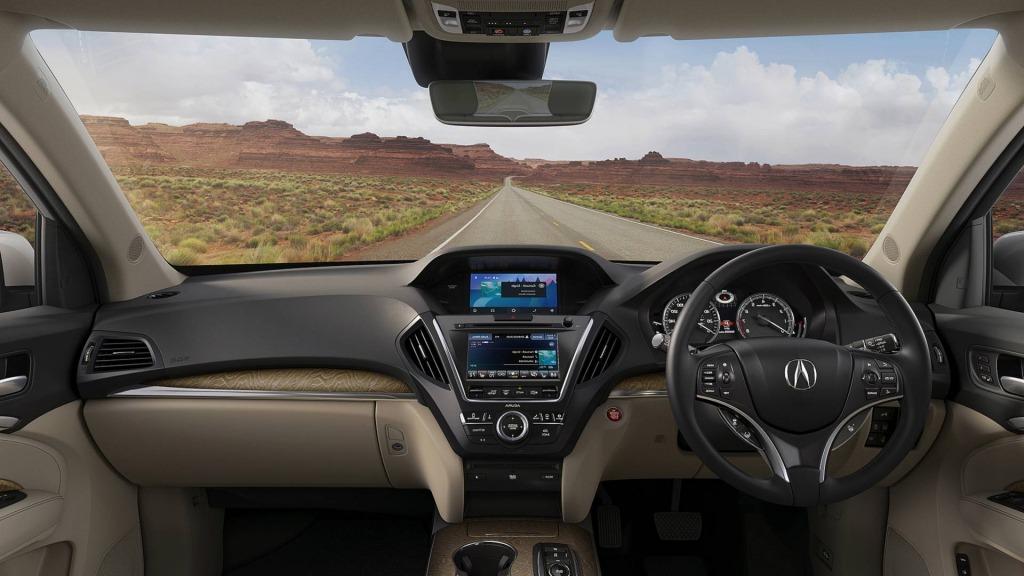 2022 Acura MDX Drivetrain