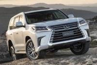 Lexus LX 600 2020 Release date