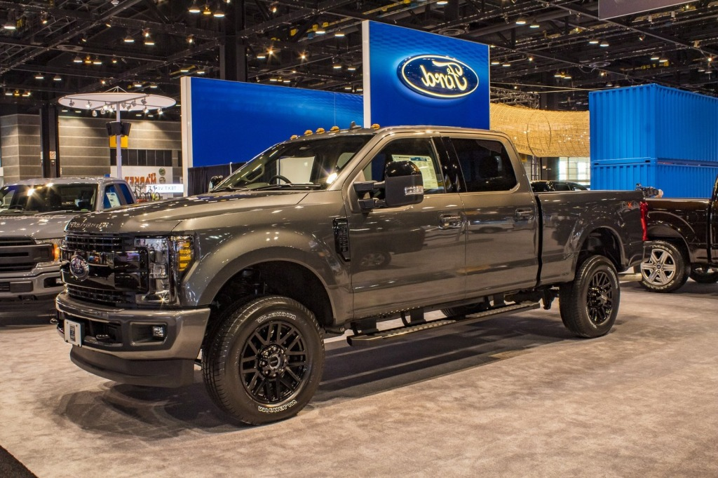 2021 Ford F350 Super Duty Wallpapers
