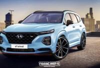 2022 Hyundai Santa Fe Pictures