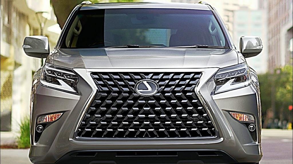 2021 Lexus GX 460 Price