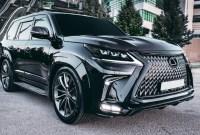 2021 Lexus GX 460 Release date