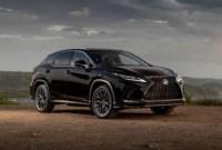 2021 Lexus RX 350 Images
