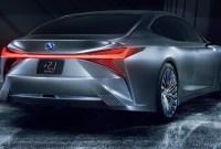 2022 Lexus LS Release date