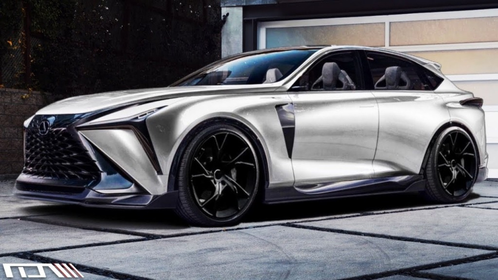 2022 Lexus LS Spy Photos
